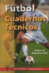 CUADERNOS TECNICOS FUTBOL 38. MARZO 2007