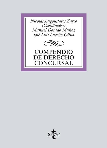 COMPENDIO DE DERECHO CONCURSAL.