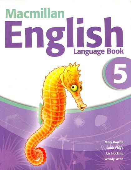 MCMILLAN ENGLISH 5ºEP 08 LANGUAGE BOOK