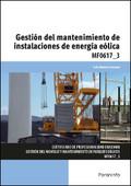 GESTIÓN DEL MANTENIMIENTO DE INSTALACIONES DE ENERGÍA EÓLICA.