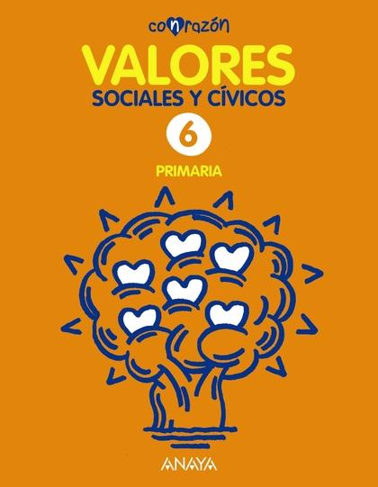 VALORES SOCIALES Y CÍVICOS 6..