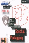 SPECIAL PACKAGING. CD WITH TEMPLATES & DEMO SOFTWARE