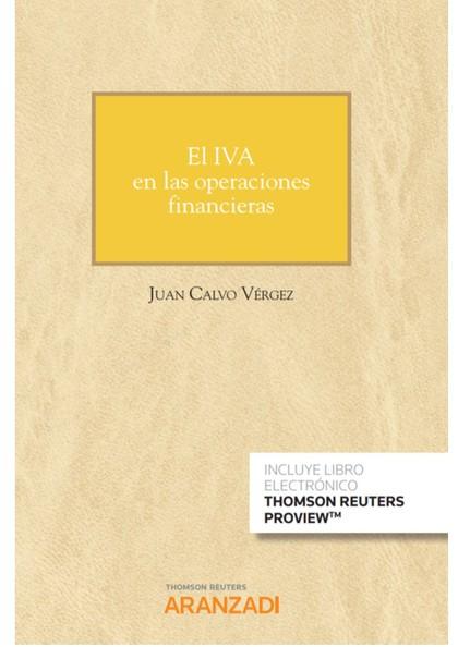 IVA EN LAS OPERACIONES FINANCIERAS, EL (DÚO).
