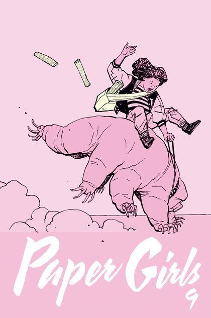 PAPER GIRLS Nº 09
