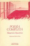 POESIA COMOLETA BACARISSE