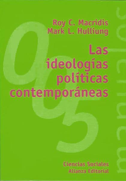 Las ideologías políticas contemporáneas