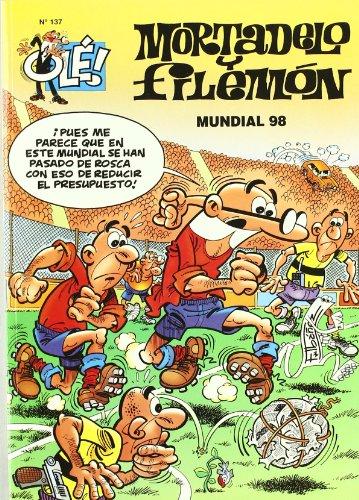 MORTADELO FILEMON OLE 137