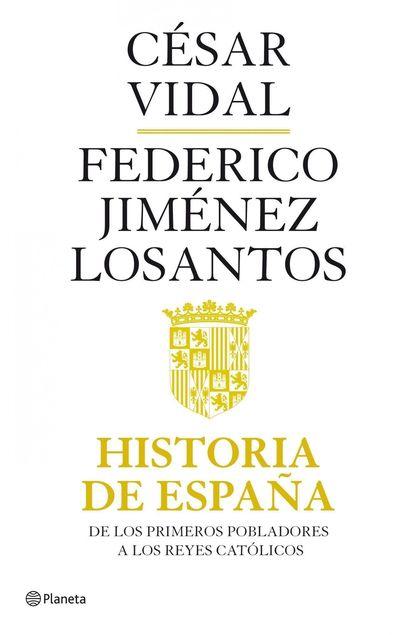 HISTORIA DE ESPAÑA.