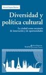 DIVERSIDAD Y POLÍTICA CULTURAL.