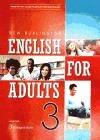 NEW ENGLISH FOR ADULTS 3.
