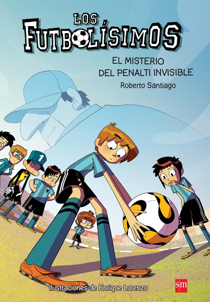 EL MISTERIO DEL PENALTI INVISIBLE