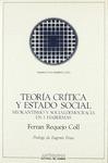 TEORIA CRITICA Y ESTADO SOCIAL