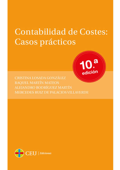 CONTABILIDAD DE COSTES : CASOS PRÁCTICOS