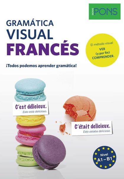 GRAMATICA VISUAL FRANCES PONS.
