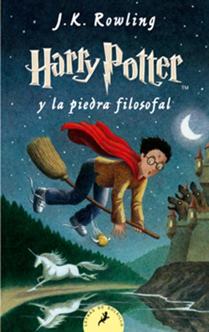 HARRY POTTER Y LA PIEDRA FILOSOFAL (HARRY POTTER 1).