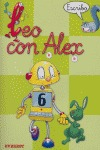 LEO CON ALEX--, EDUCACIÓN INFANTIL, ESCRITURA 6