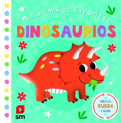 MIS ANIMALES FAVORITOS. DINOSAURIOS (0-2 AÑOS) (L.TACTO).