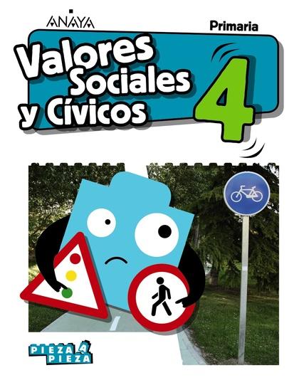 VALORES SOCIALES Y CÍVICOS 4.