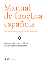 MANUAL DE FONETICA ESPAÑOLA.