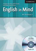 ENGLISH IN MIND  WORKBOOK 4/CDROM