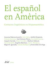EL ESPAÑOL EN AMÉRICA.