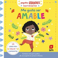 PGS ME GUSTA SER AMABLE.
