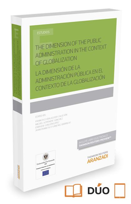 LA DIMENSIÓN DE LA ADMINISTRACIÓN PÚBLICA EN EL CONTEXTO DE LA GLOBALIZACIÓN (PA.