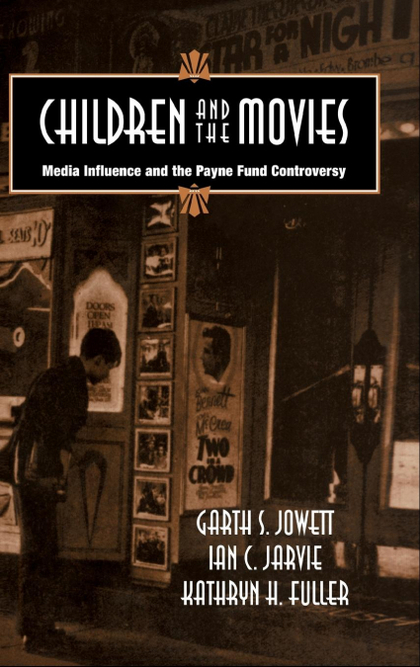 CHILDREN AND THE MOVIES