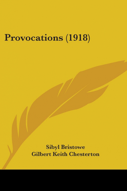 PROVOCATIONS (1918)