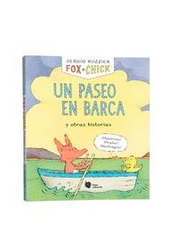 FOX + CHICK. UN PASEO EN BARCA Y OTRAS HISTORIAS.