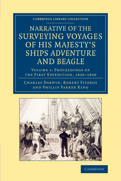 NARRATIVE OF THE SURVEYING VOYAGES OF HIS MAJESTYS SHIPS ADVENTURE             A