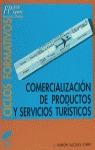 COMERCIALIZACION PRODUCTOS SERVICIOS TURISTICOS