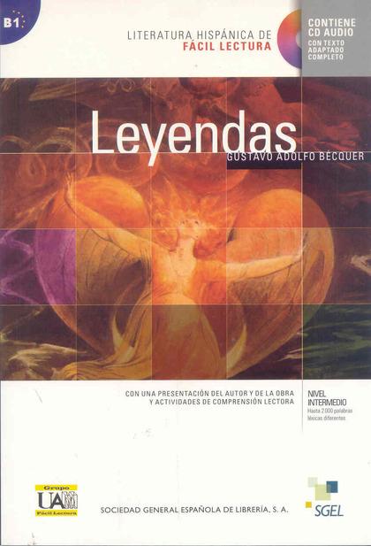 LEYENDAS, FÁCIL LECTURA