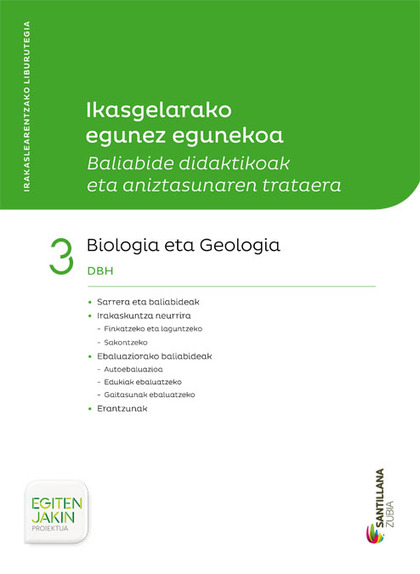 DIA A DIA BIOLOGIA Y GEOLOGIA 3DBH EUSK