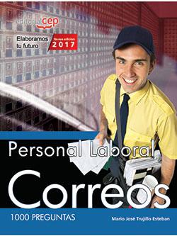 1000 PREGUNTAS. PERSONAL LABORAL. CORREOS