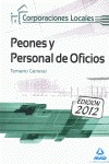 012 TEMARIO GENERAL PEONES Y PERSONAL DE OFICIOS...