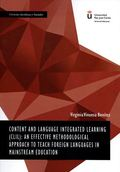 CONTENT AND LANGUAGE INTEGRATED LEARNING (CLIL): AN EFFECTIVE METHODOLOGICAL APP.