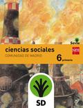 SD PROFESOR. CIENCIAS SOCIALES. 6 PRIMARIA. SAVIA. MADRID.