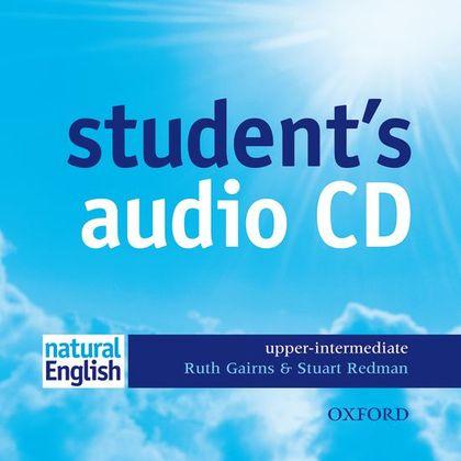 NATURAL ENGLISH UPPER INTERM STUDENT CD
