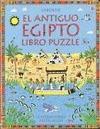ANTIGUO EGIPTO LIBRO PUZZ