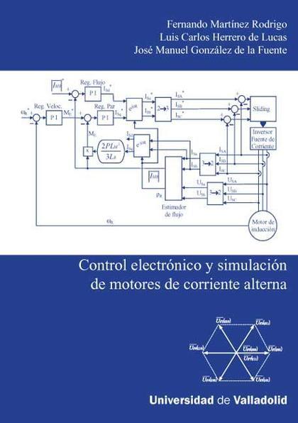 Control electrónico y simulación de motores de corriente alterna