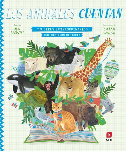 ANIMALES CUENTAN, LOS.