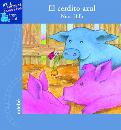 EL CERDITO AZUL