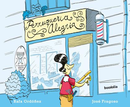 PERRUQUERIA ALEGRIA - CAT