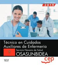 TECNICO CUIDADO AUXILIAR ENFERMERIA OSASUNBIDEA TEST