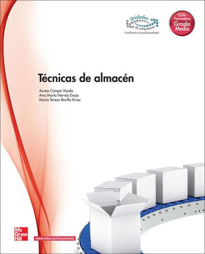 TÉCNICAS DE ALMACÉN, GRADO MEDIO