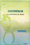 CUESTIONARIOS COCINEROS DE LOS SERVICIOS DE SALUD.