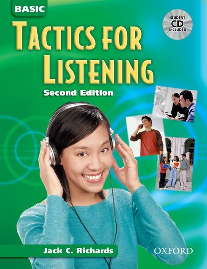 TACTICS FOR LISTENING BASIC OXFORD