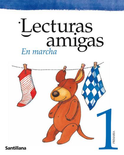 EN MARCHA, LECTURAS AMIGAS, 1 EDUCACIÓN PRIMARIA