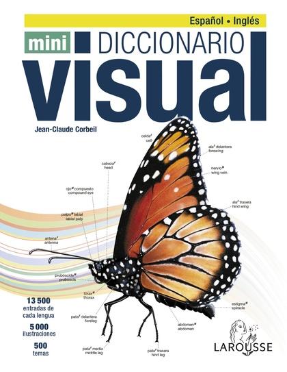 DICCIONARIO MINI VISUAL INGLÉS-ESPAÑOL.